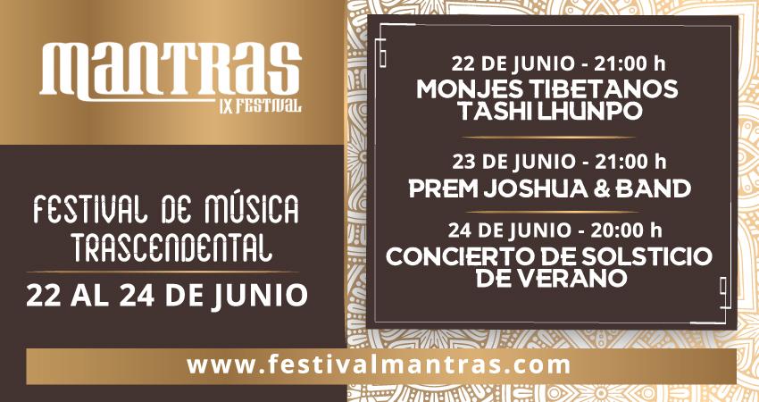 IX Festival Mantras