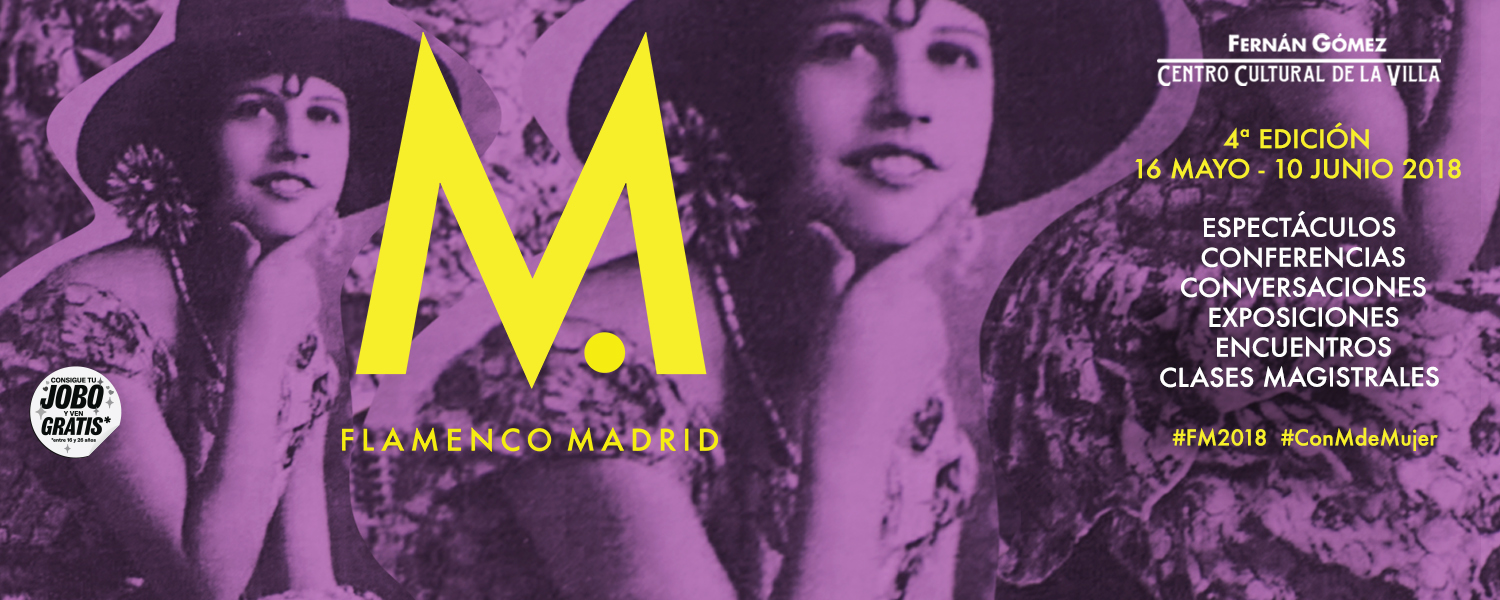 Cartel Flamenco Madrid