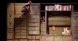 Escena de la obra. Foto: Raquel García