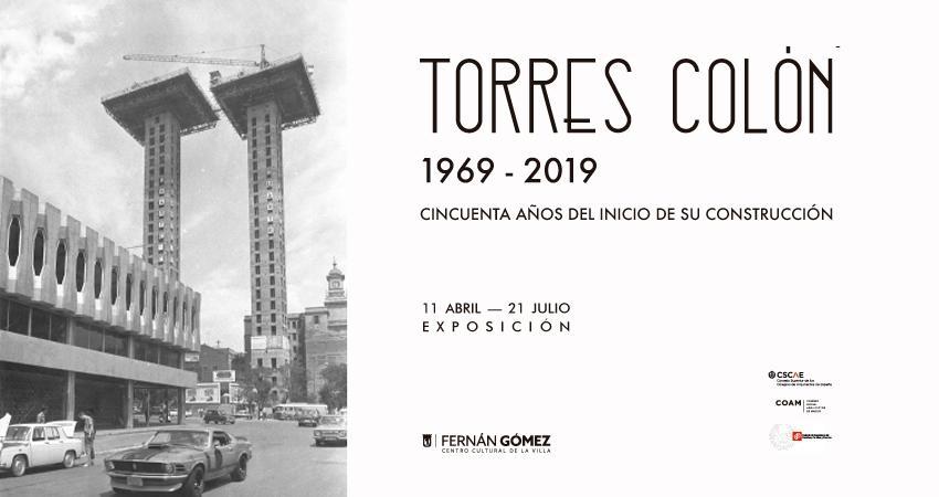 Calendario Del Ano 1969.Exposicion Torres Colon 1969 2019 Proyeccion Del